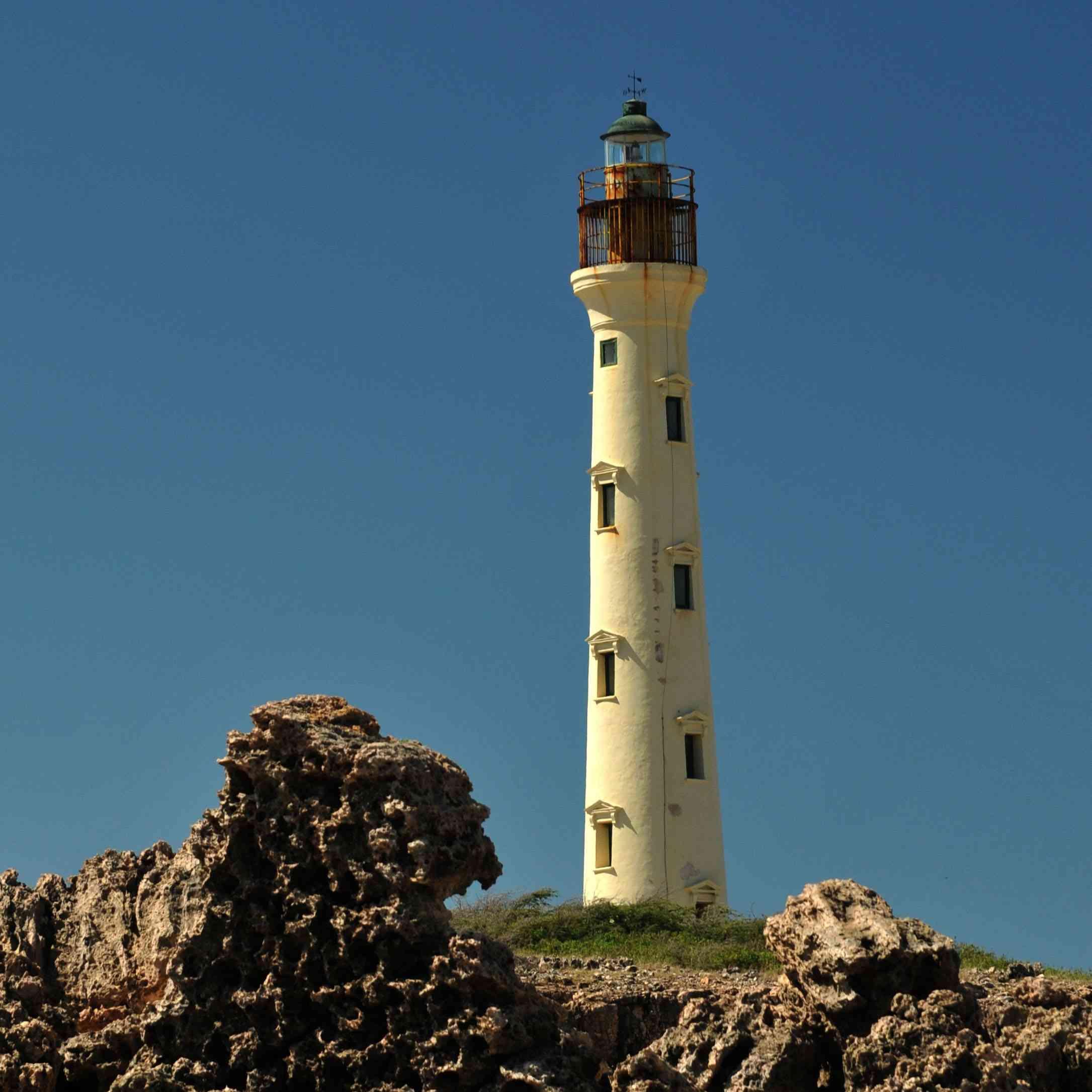 California Point Lighthouse.