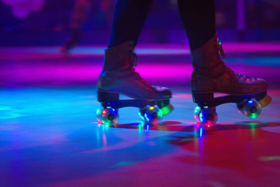 Oklahoma City Area Roller Skating Rinks