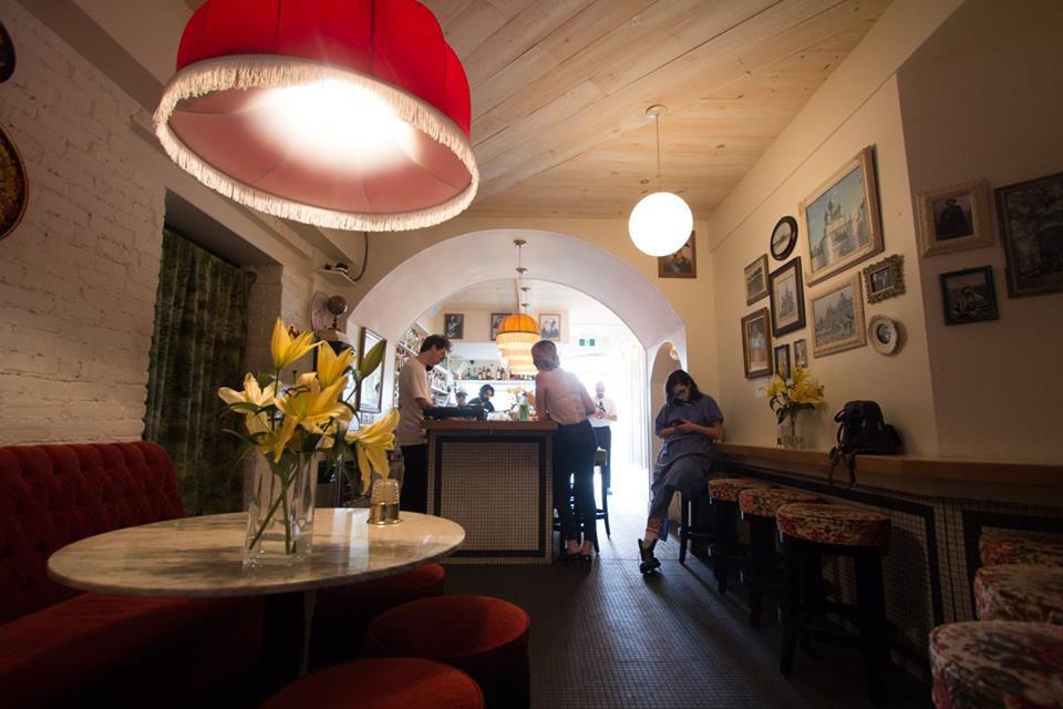 Montreal's best bars include Kabinet.