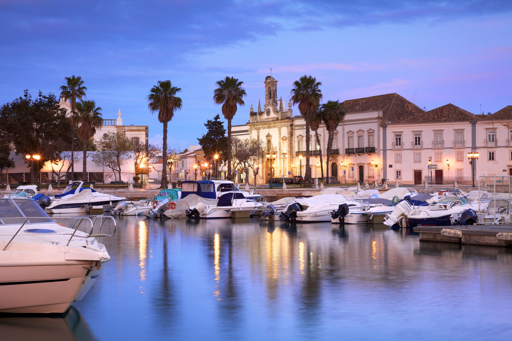Travel From Seville To Faro Along The Coast Of Light