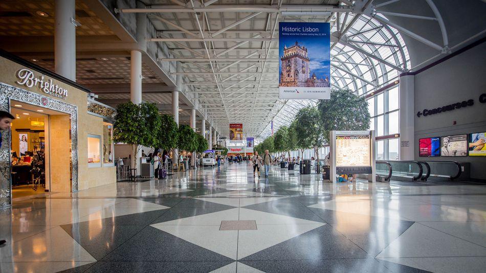 Charlotte-Douglas International Airport