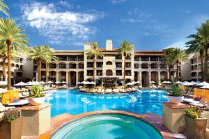 Fairmont Scottsdale Princess pool