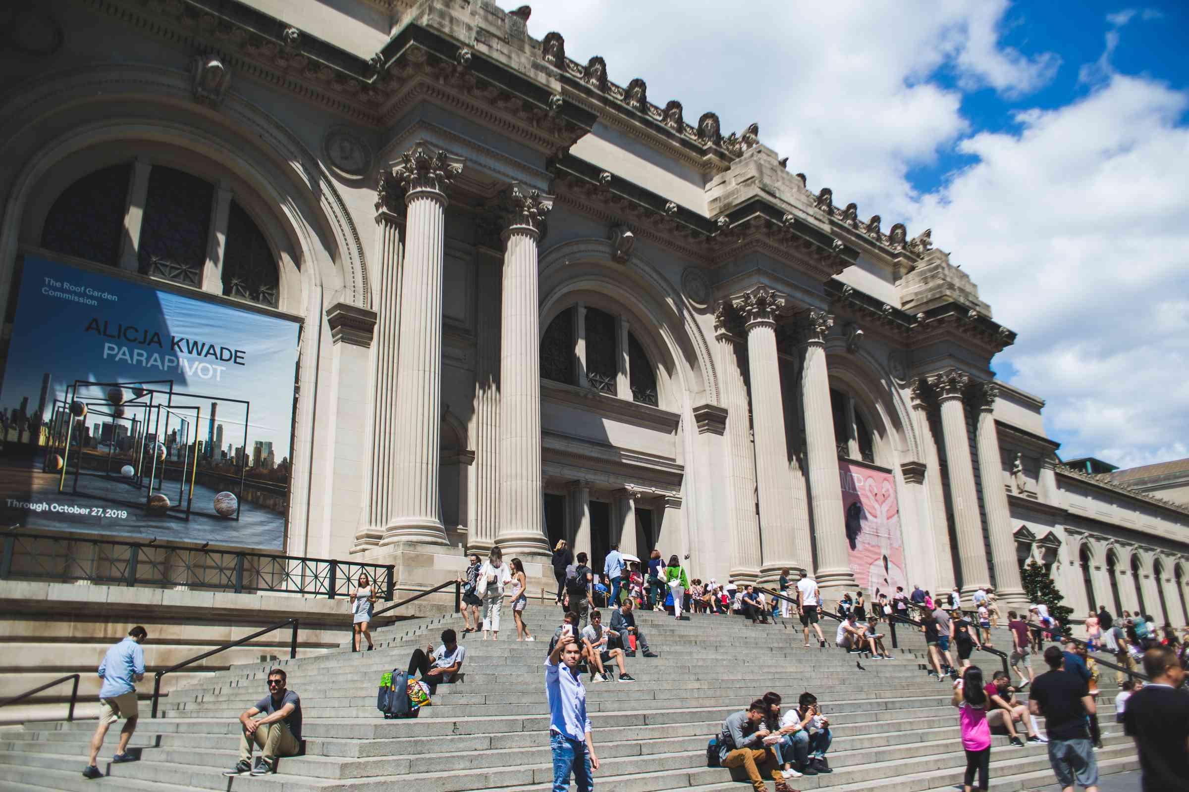 Museo Metropolitano de Arte de Nueva York, NY