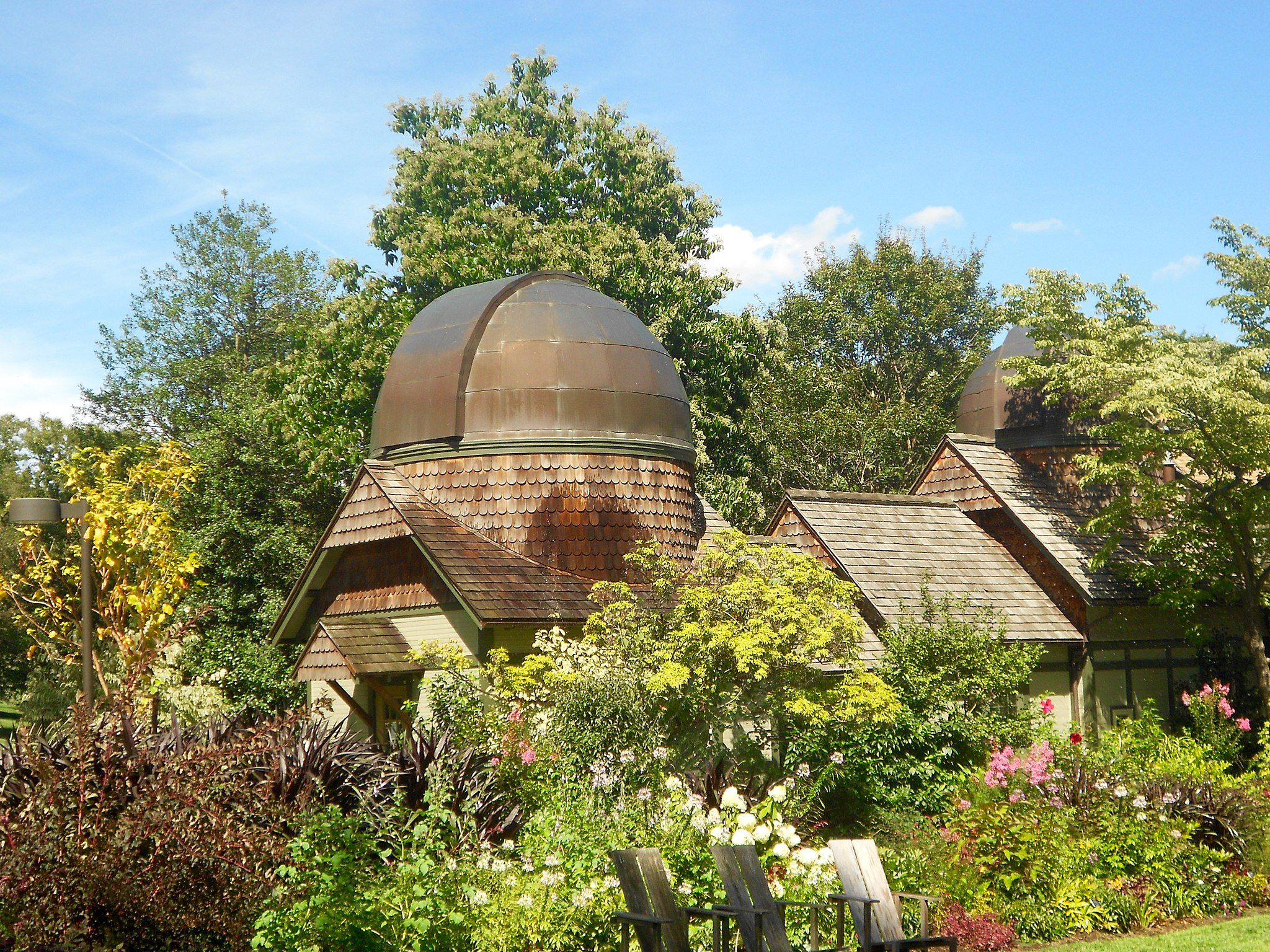 Observatory at Swarthmore College