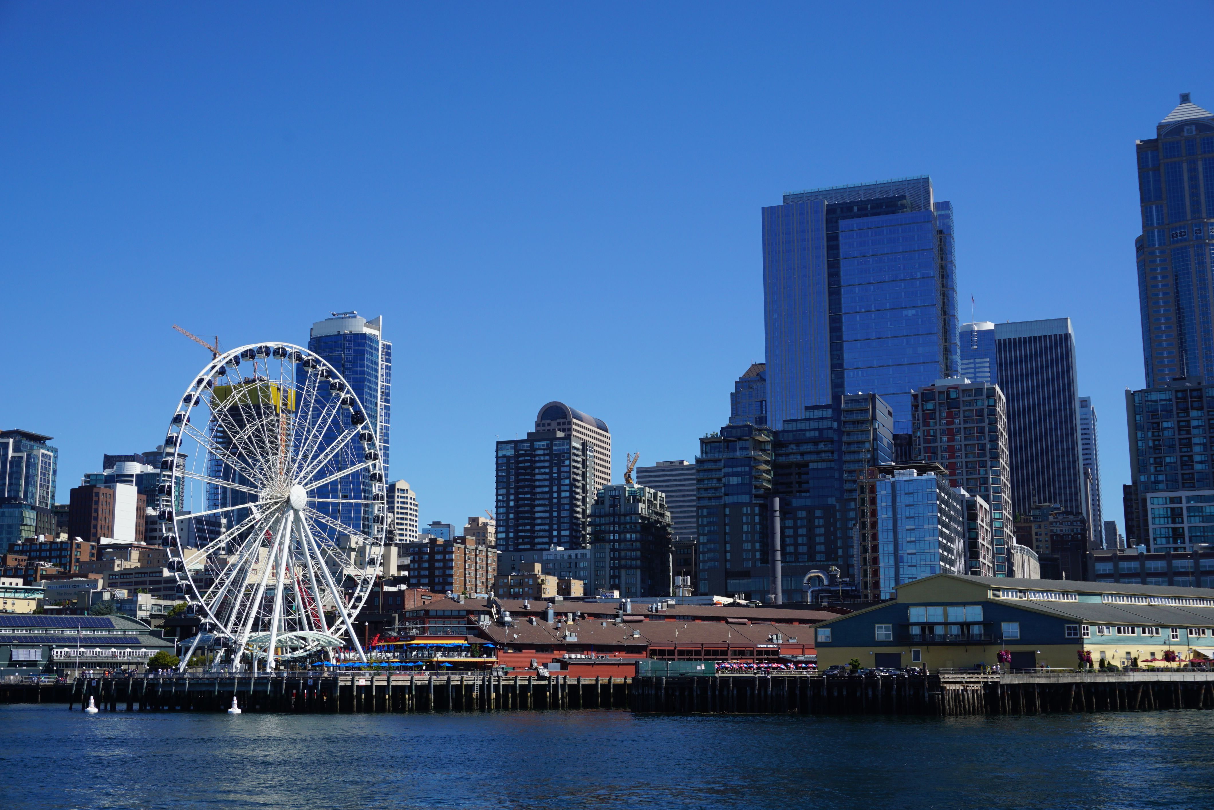 Planning A Road Trip >> Driving Tour of Seattle's Waterfront