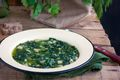 Pistou soup from Provence, France