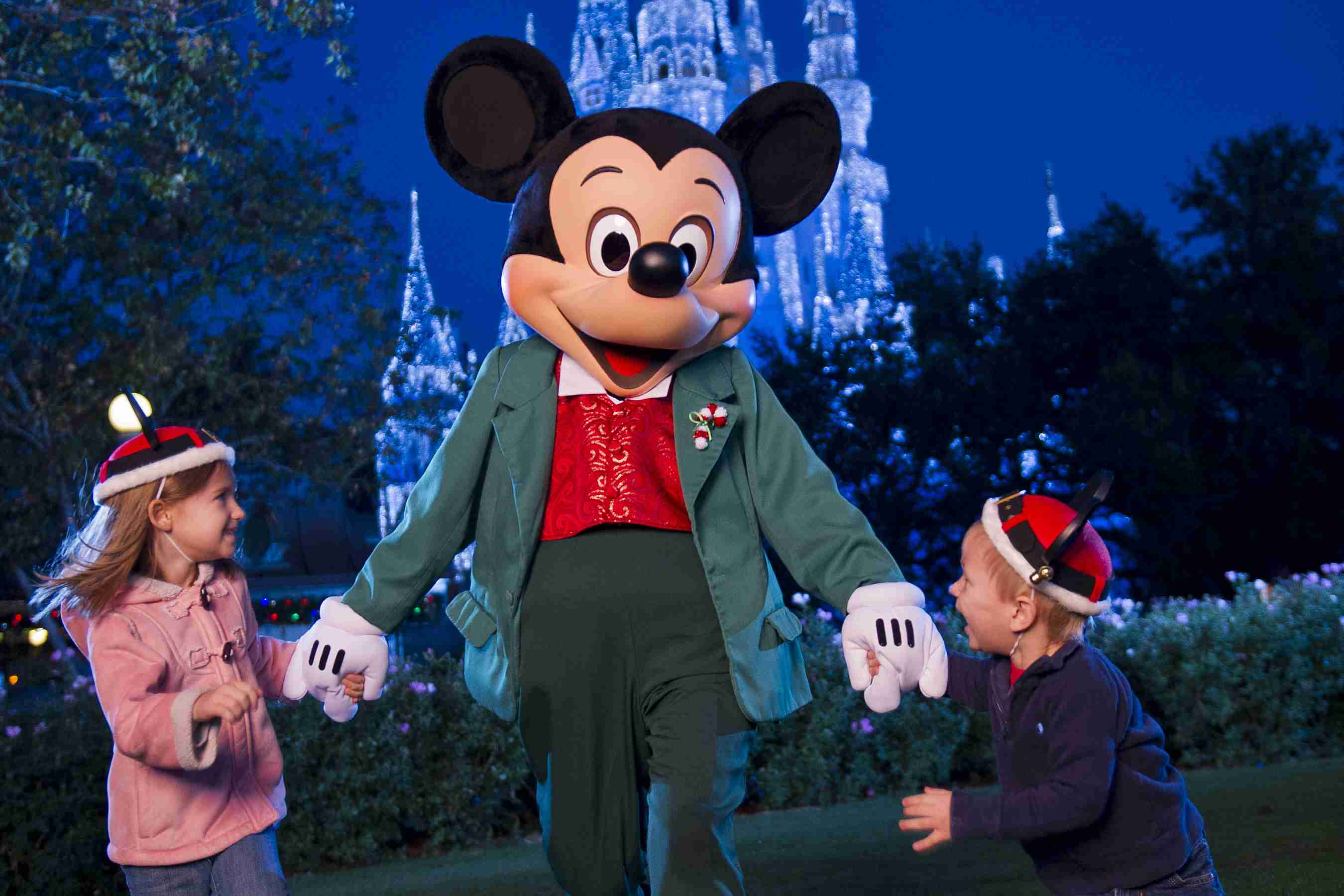 Mickey's Very Merry Christmas Party at Magic Kingdom