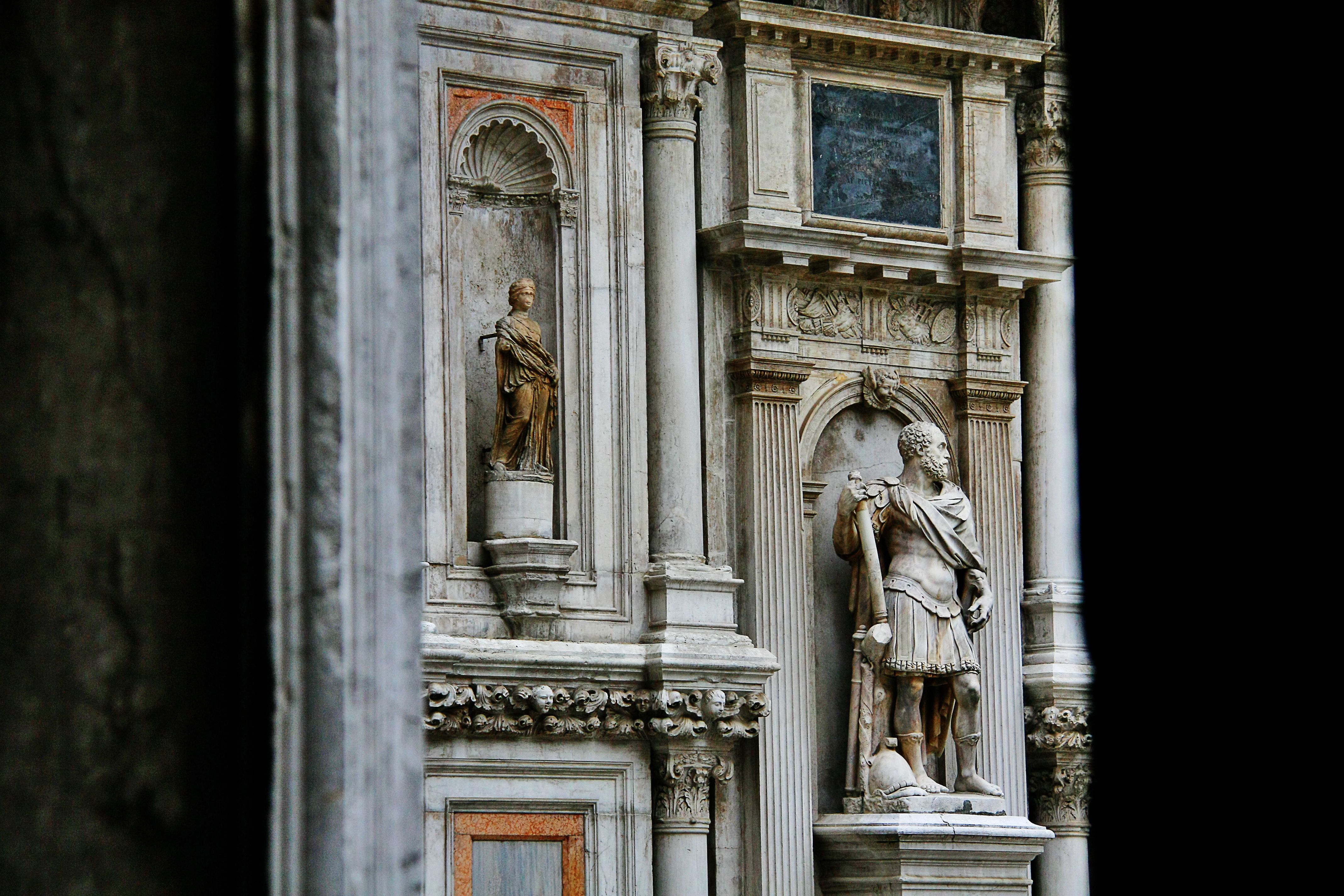 Veneto region, Venice, Italy - March 21, 2010 - Doge's Palace