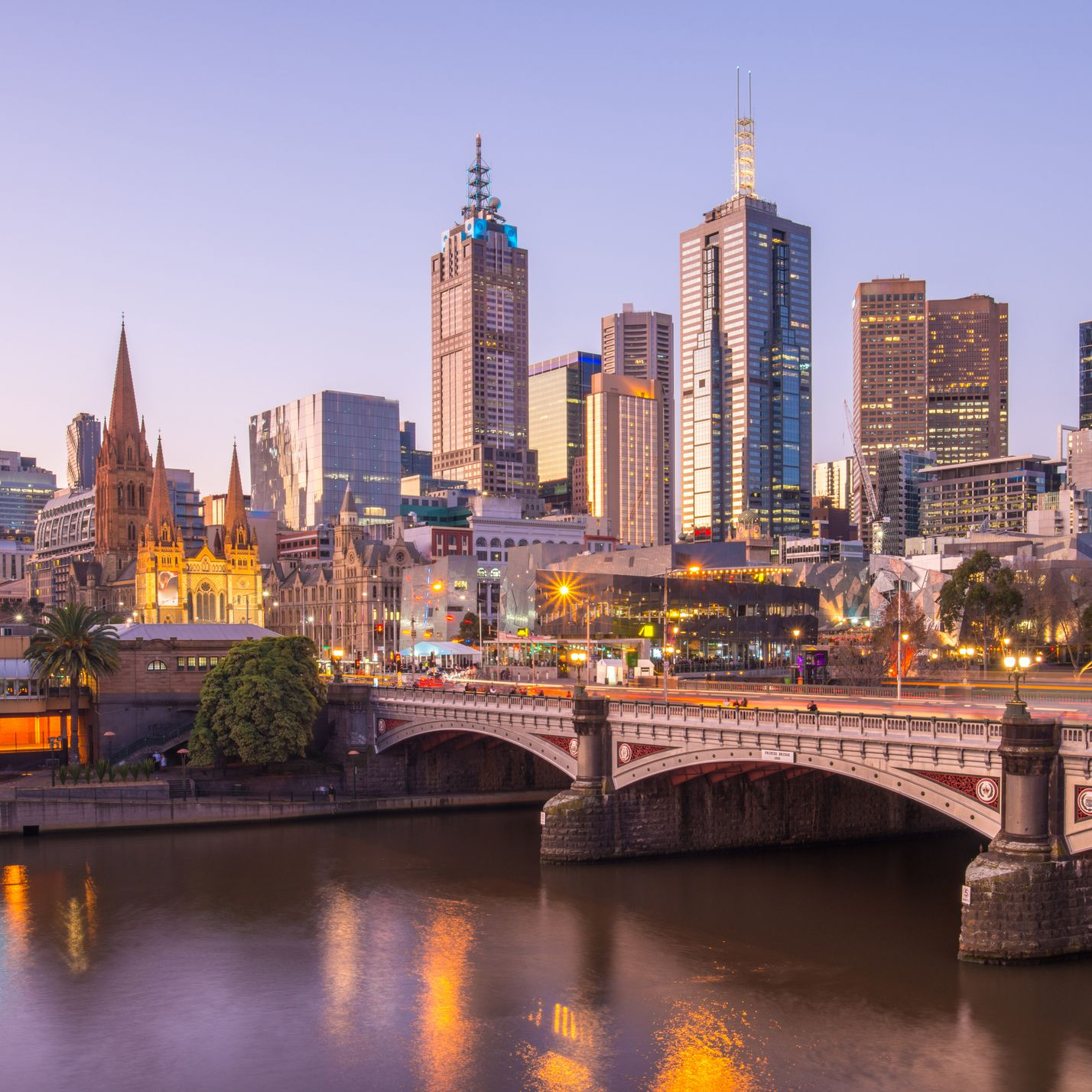 The Best Time to Visit Melbourne