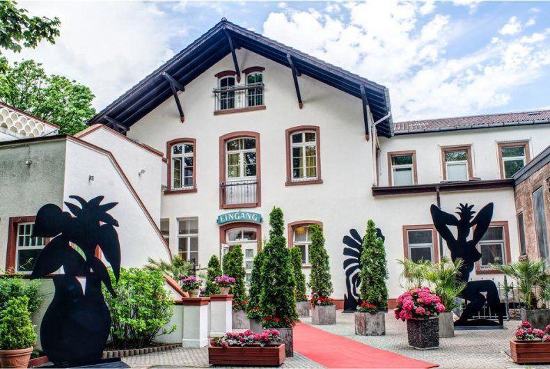 Schlosshotel Molkenkur in Heidelberg