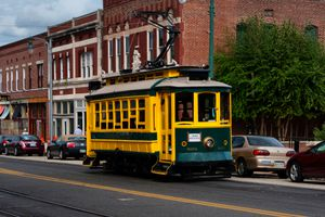 Memphis TN trolley