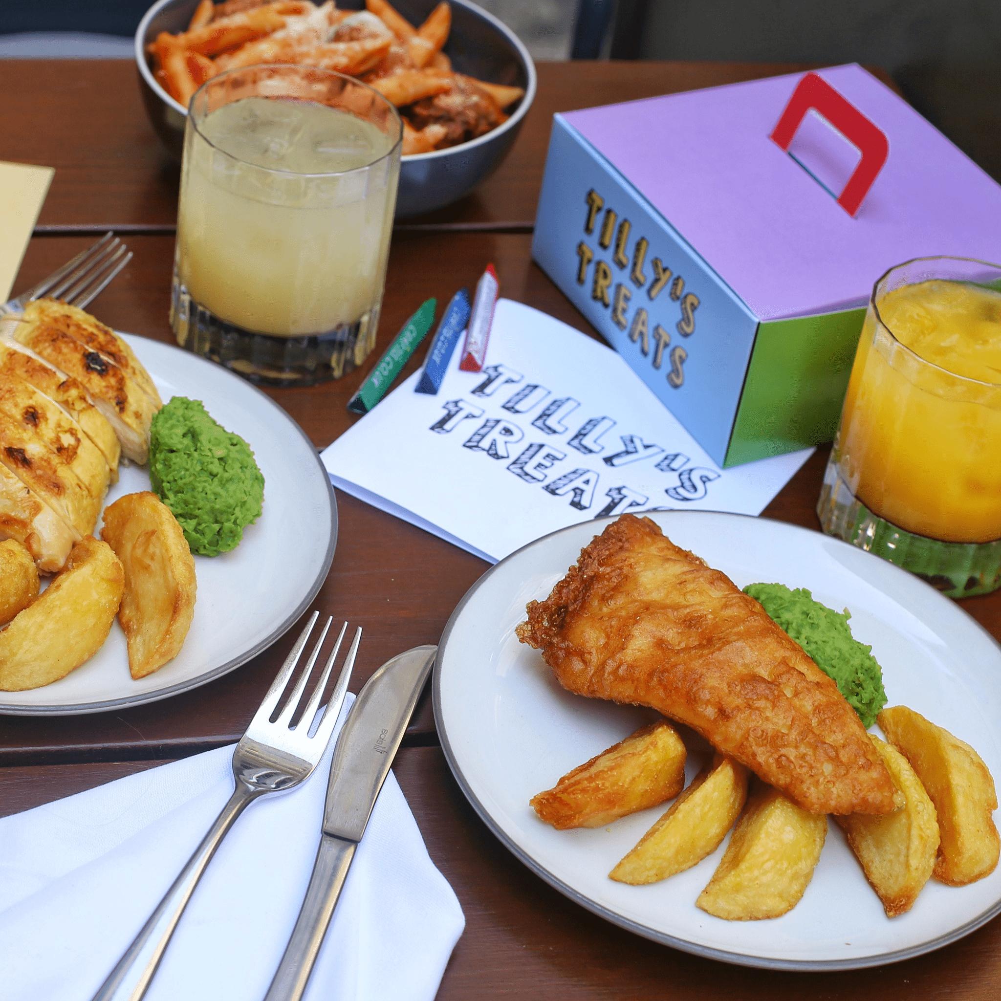 Gordon Ramsay Fish & Chip
