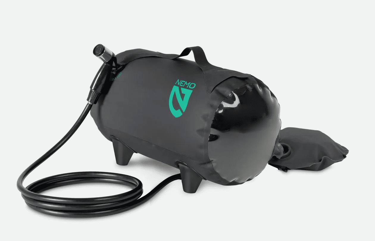 Ducha de presión Helio Nemo Equipment