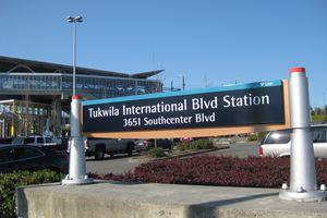 Tukwila International Blvd Station