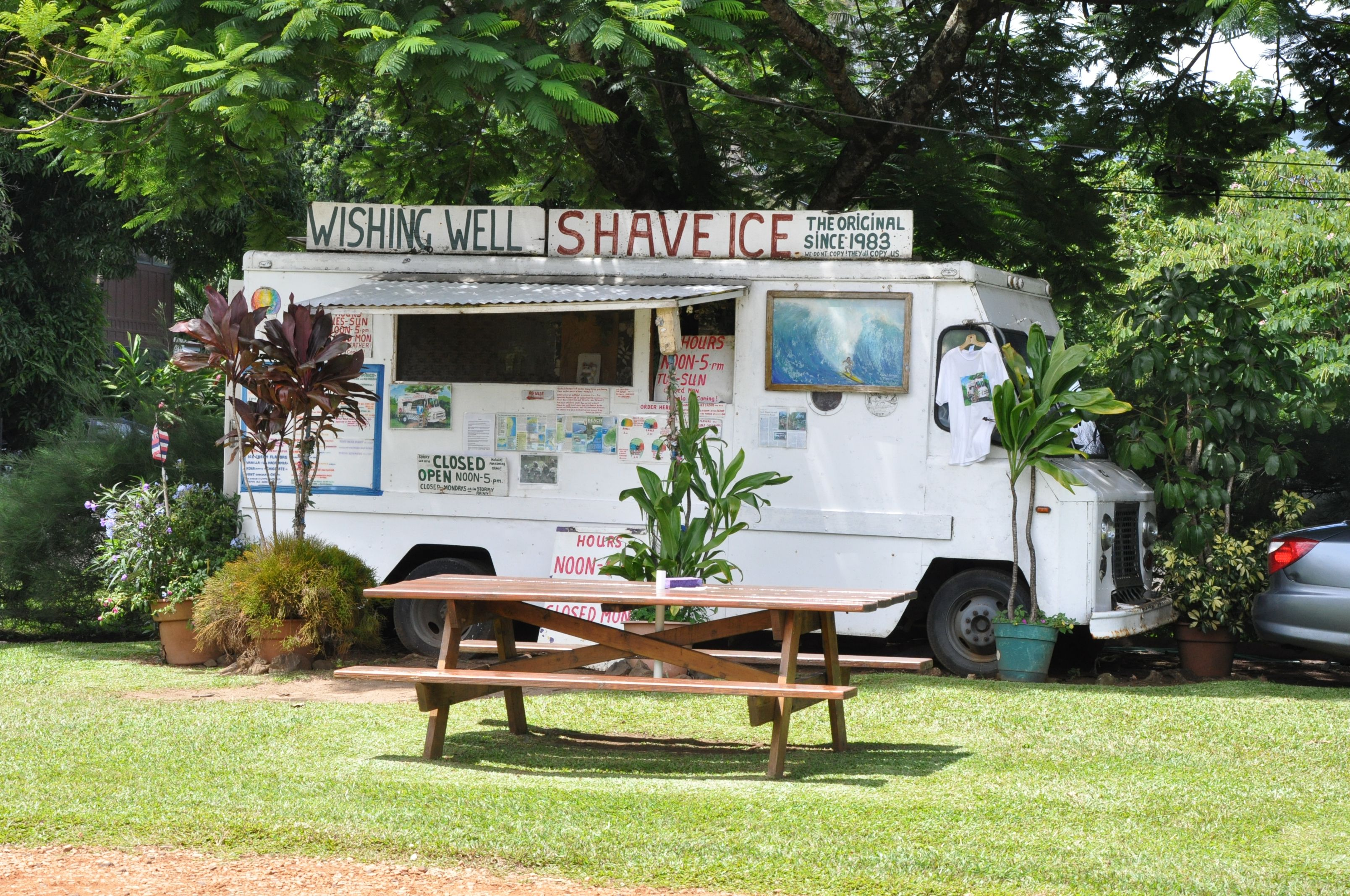 Wishing Well Shave Ice