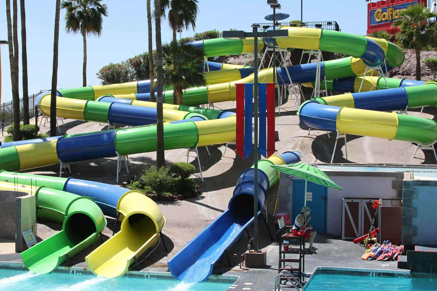 Mesa Golfland SunSplash