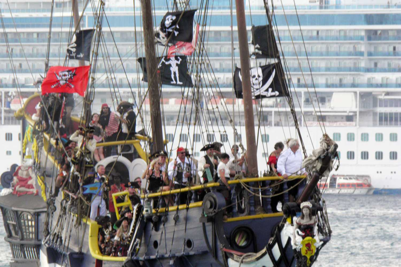Cayman Pirate Week