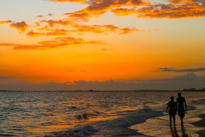 Couple in Fort Myers, Florida