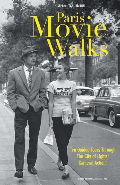 Paris Movie Walks by Michael Schurmann