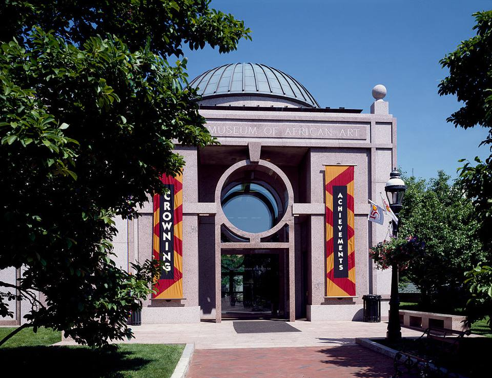 Smithsonian National Museum of African Art, on the National Mall, Washington, D.C.