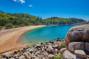 Arthur bay, magnetic Island,Queensland,Australia