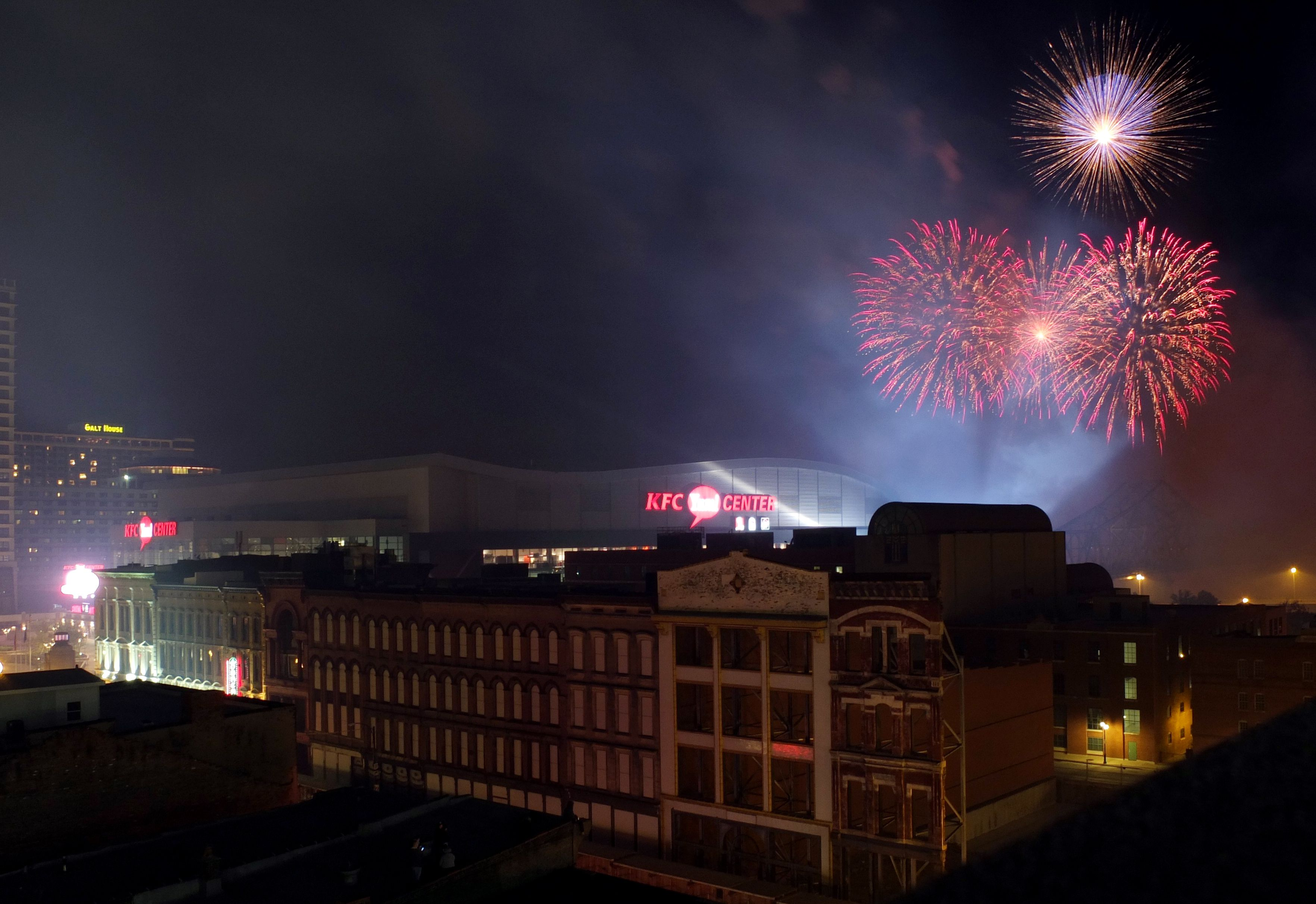 Details About Thunder Over Louisville