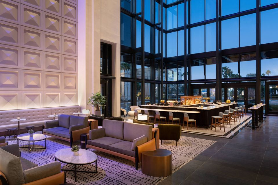 JW Marriott Tampa Water Street