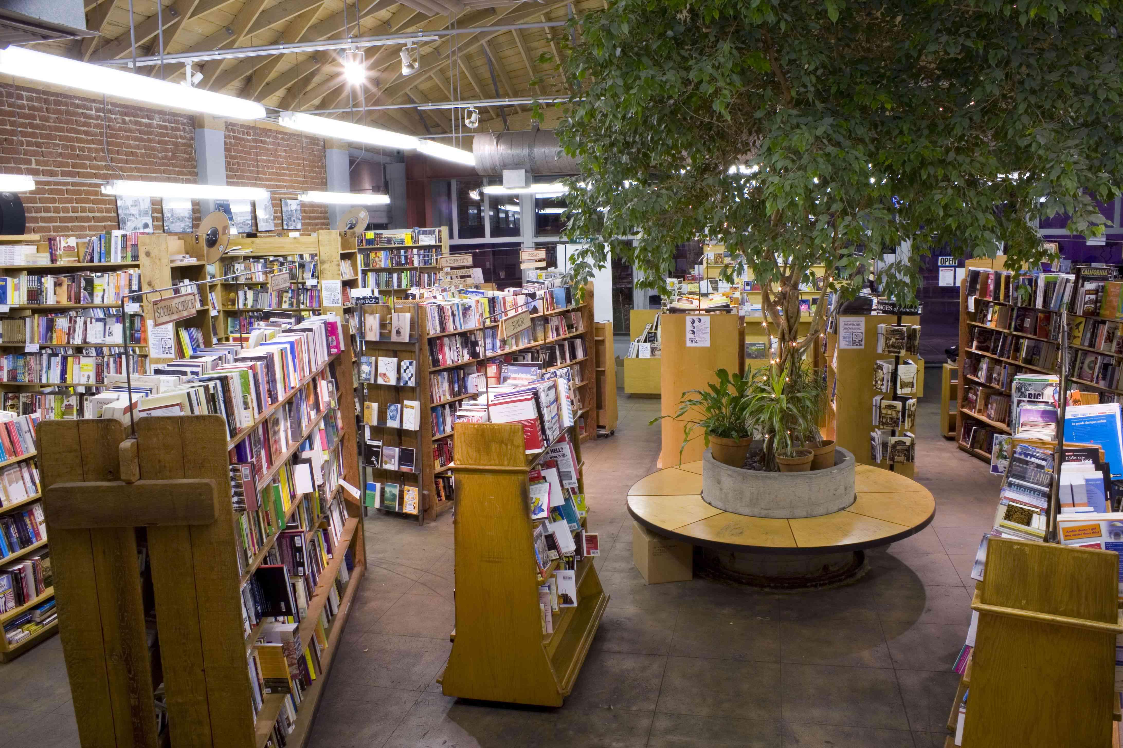 Skylight Books in Los Feliz