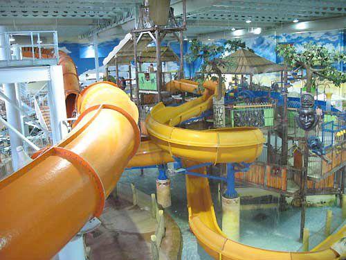 Kalahari Indoor Water Park Ohio Pictures Sandusky Indoor Waterpark