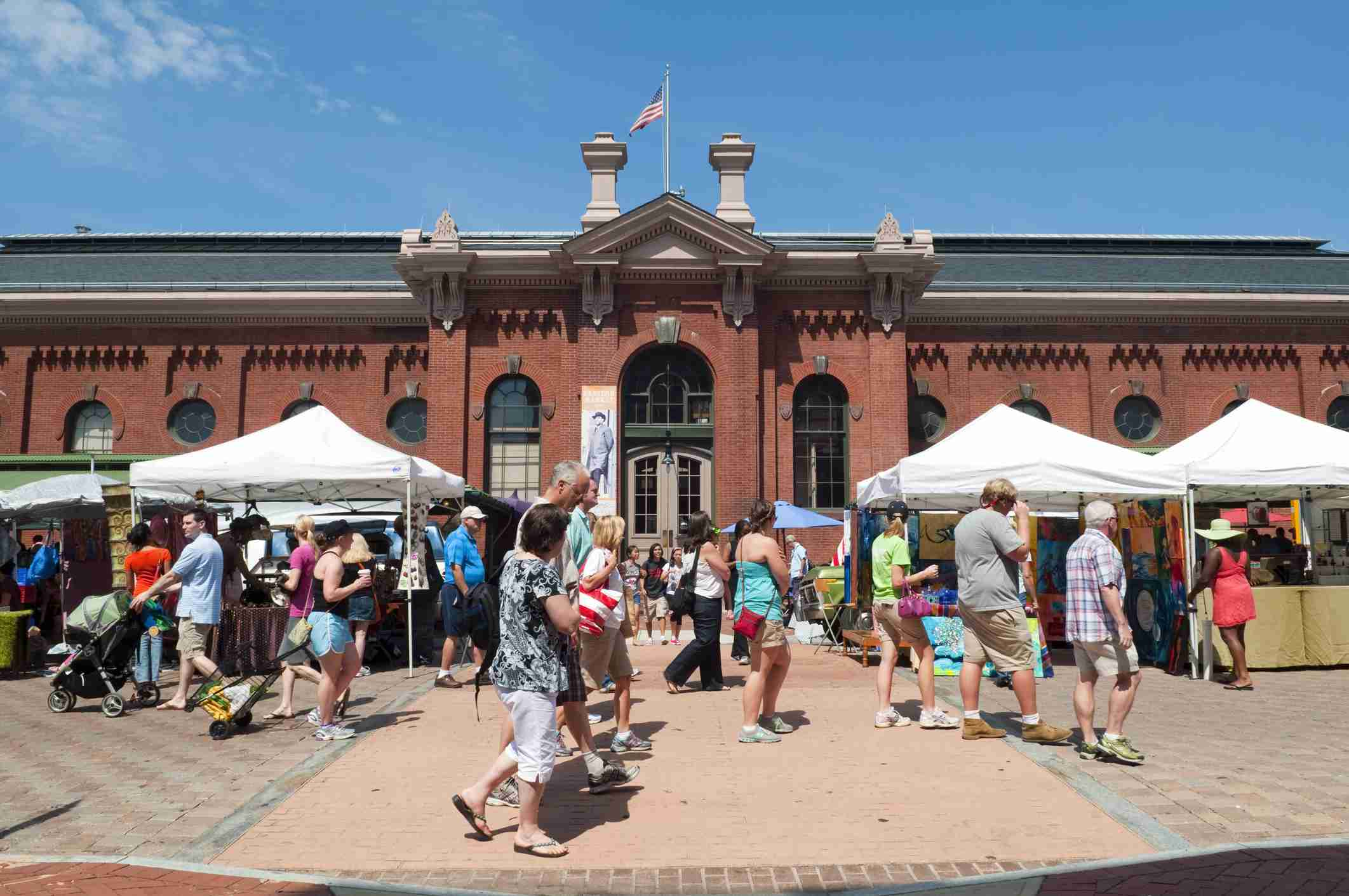 Washington D.C. Eastern Market