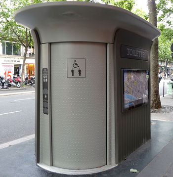 How To Use The Toilets In France