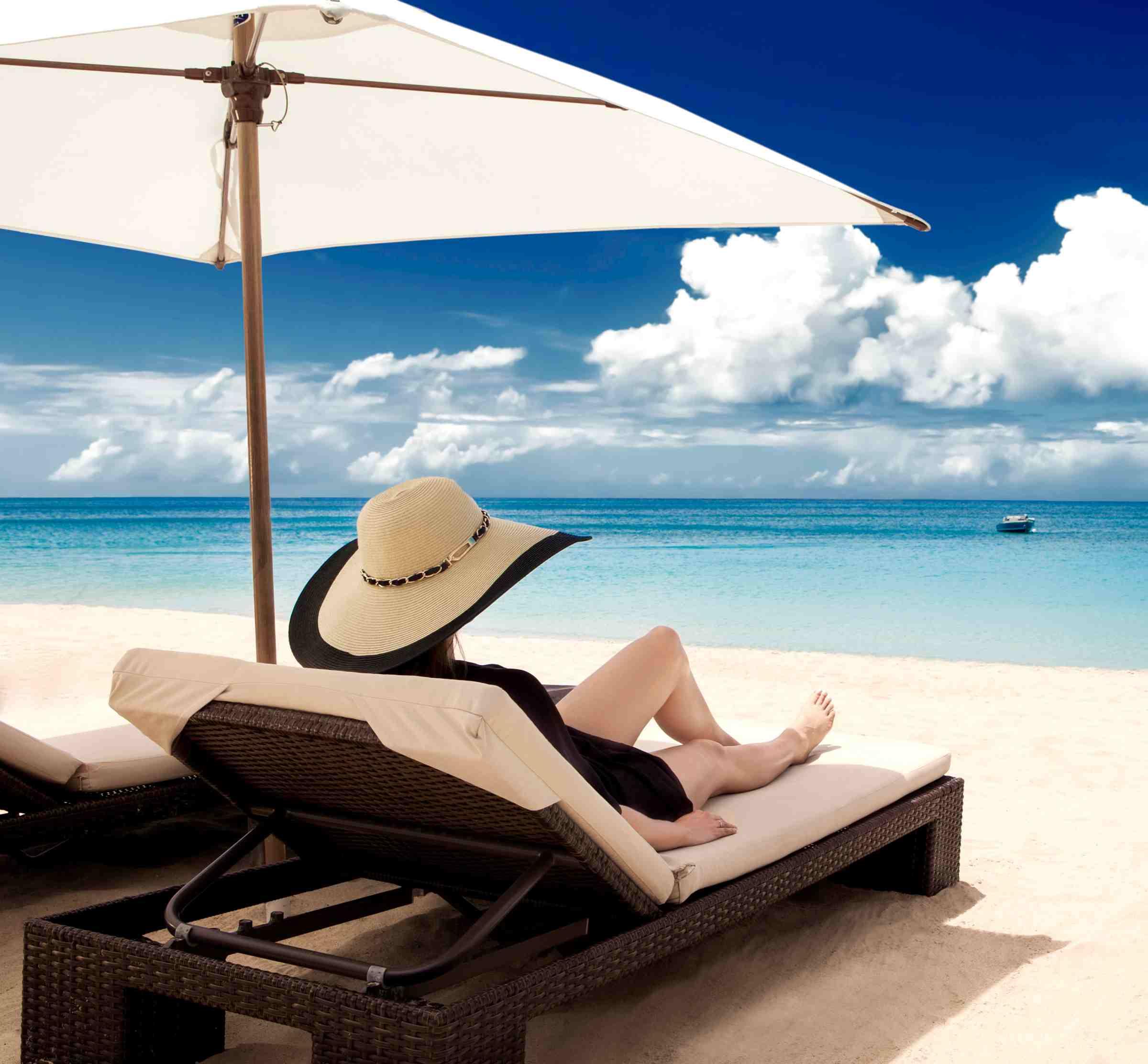 Inspirato Caribbean beach villa en Anguilla