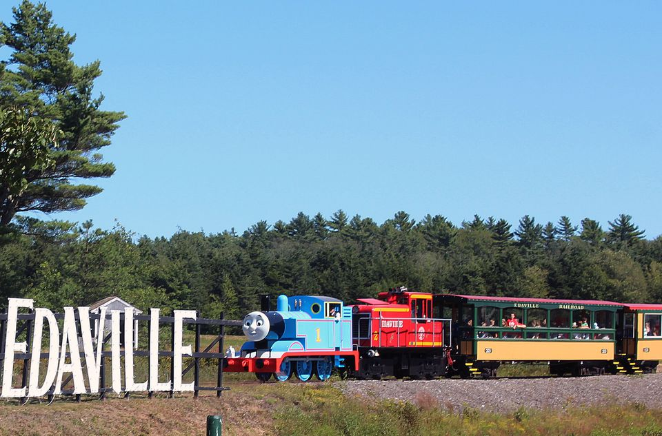 Thomas the Tank Engine at Edaville U.S.A.