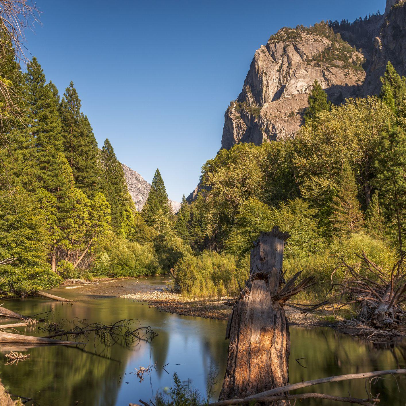 7 Former National Parks to Visit