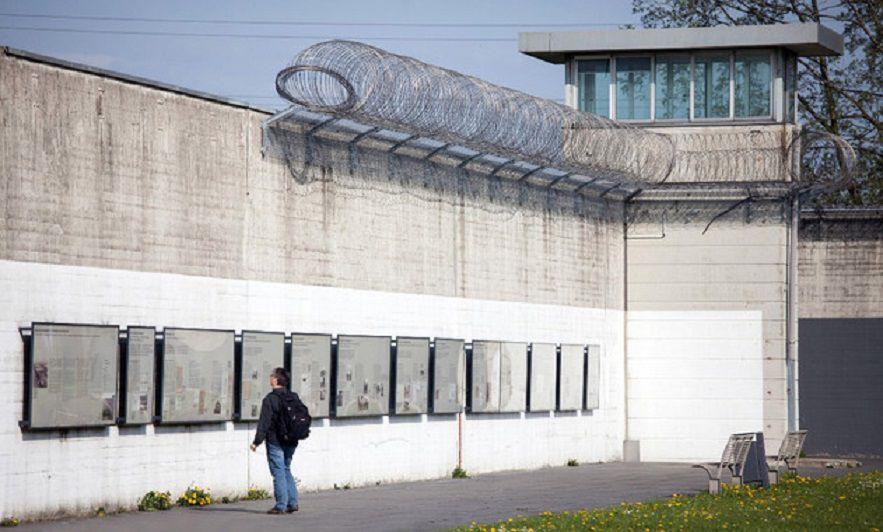 Neuengamme Holocaust Memorial in Hamburg