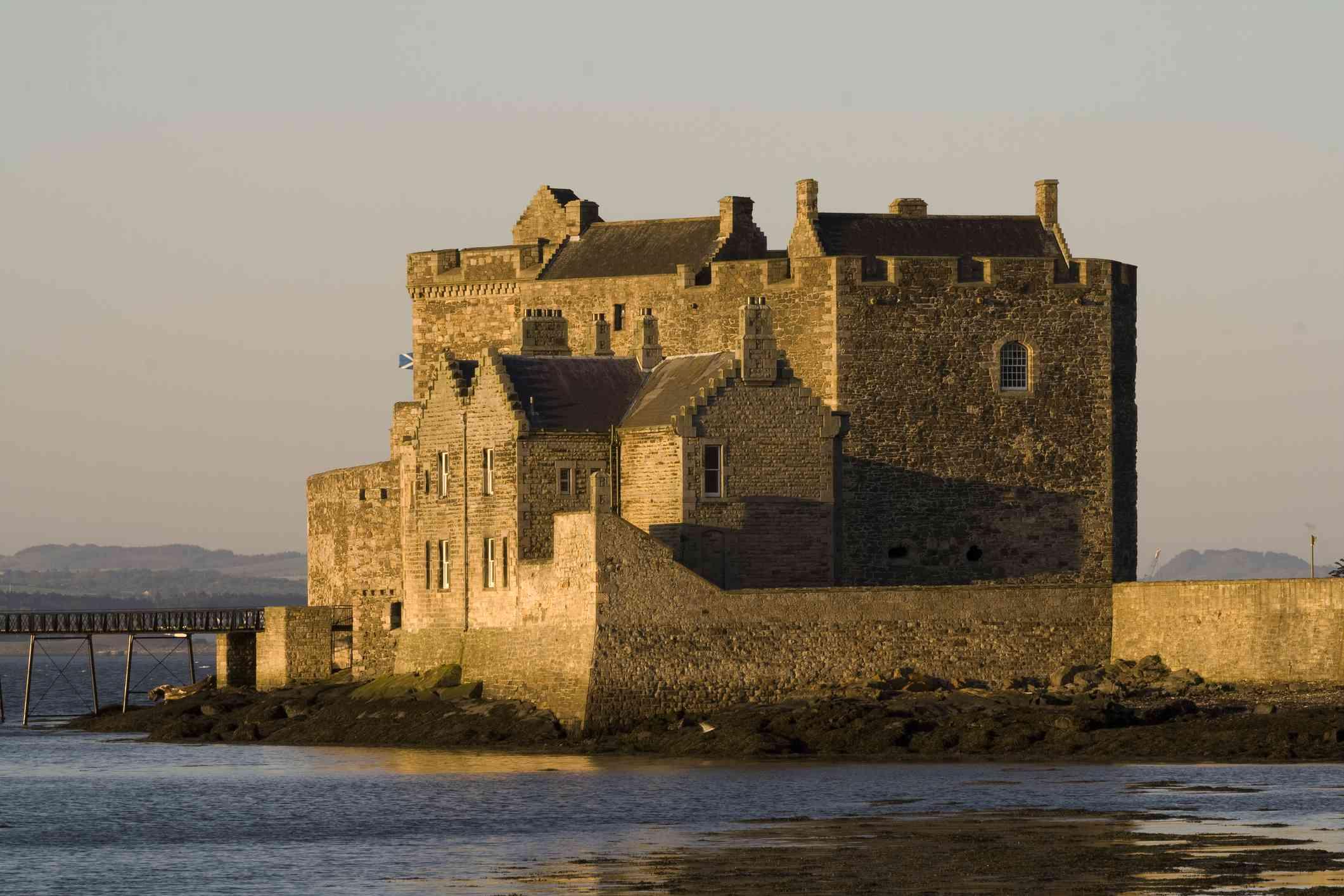 Blackness Castle, Scotland