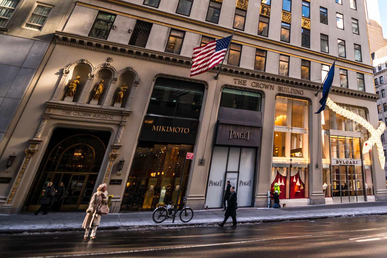 Mikimoto Piaget New York