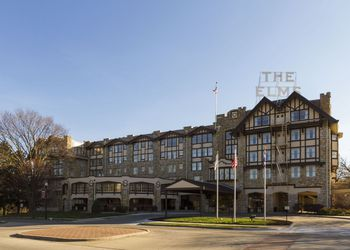 The Elms Hotel & Spa Exterior