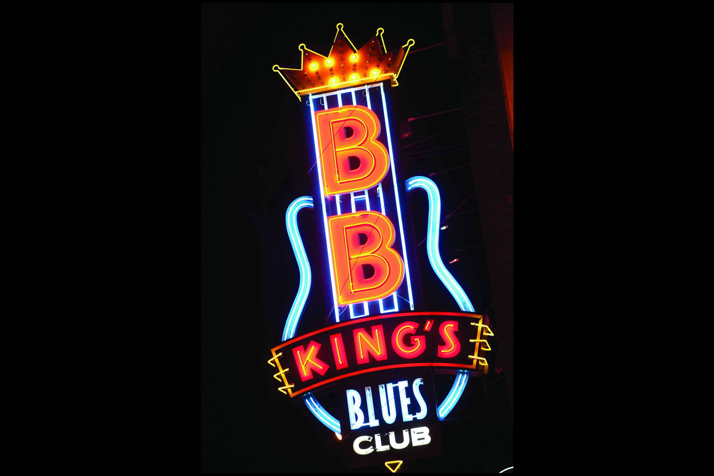 B.B. King's Blues Club on the Holland America Eurodam