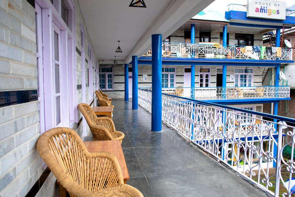 goSTOPS Hostel, Manali.