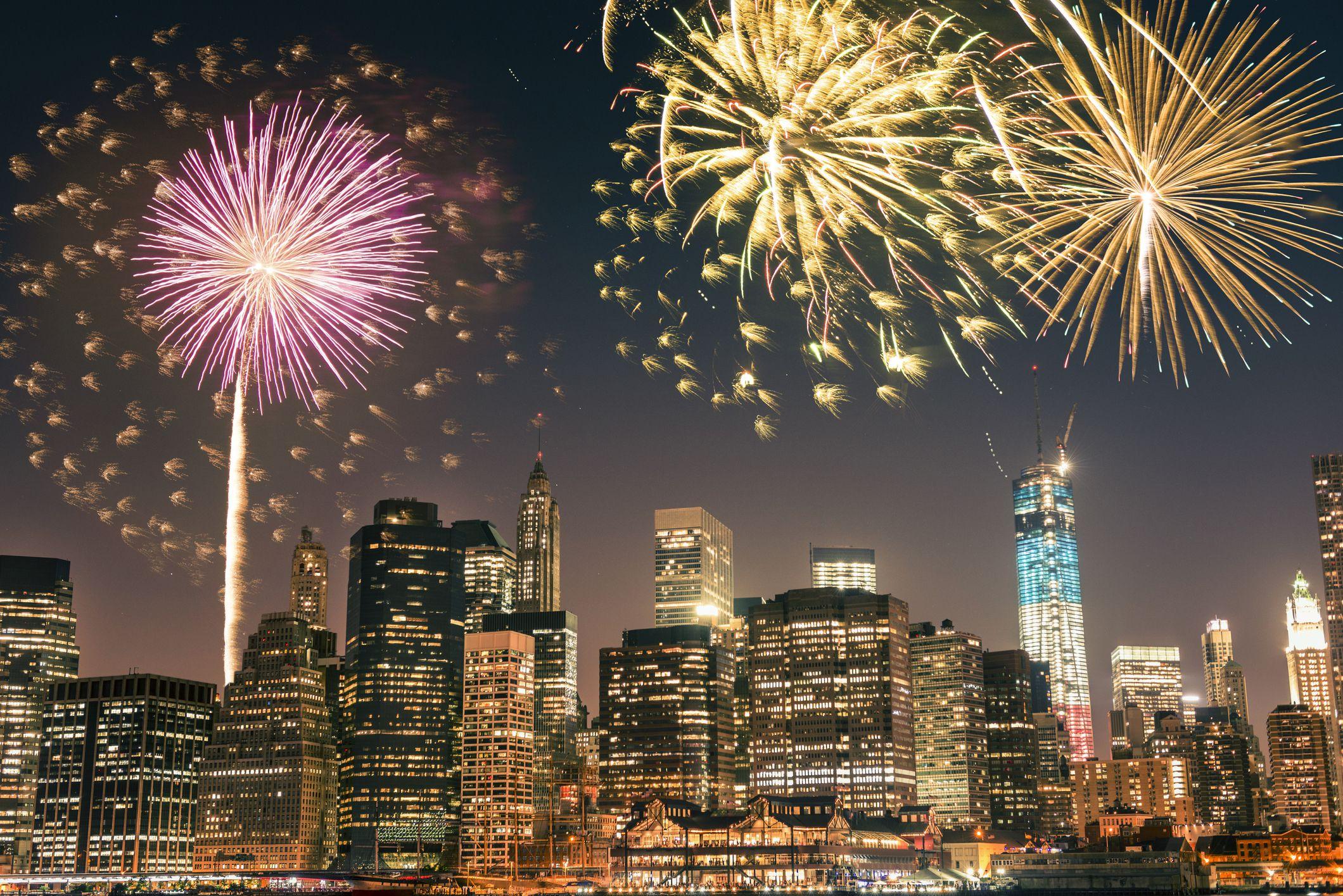 Alternative Ways to Celebrate New Year's Eve in New York City