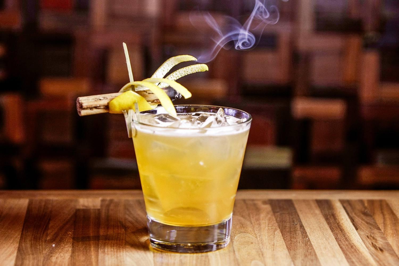 Oak & Smoke Cocktail Recipe