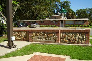 Hyde Park neighborhood in Austin