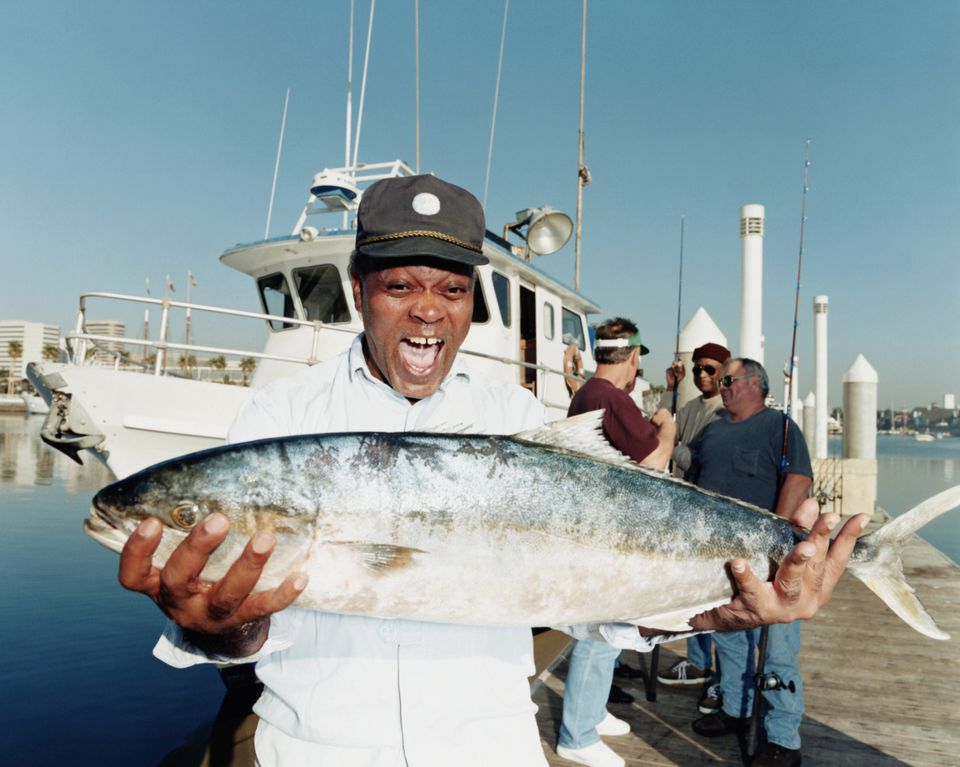 California Fishing License Information and Cost in LA
