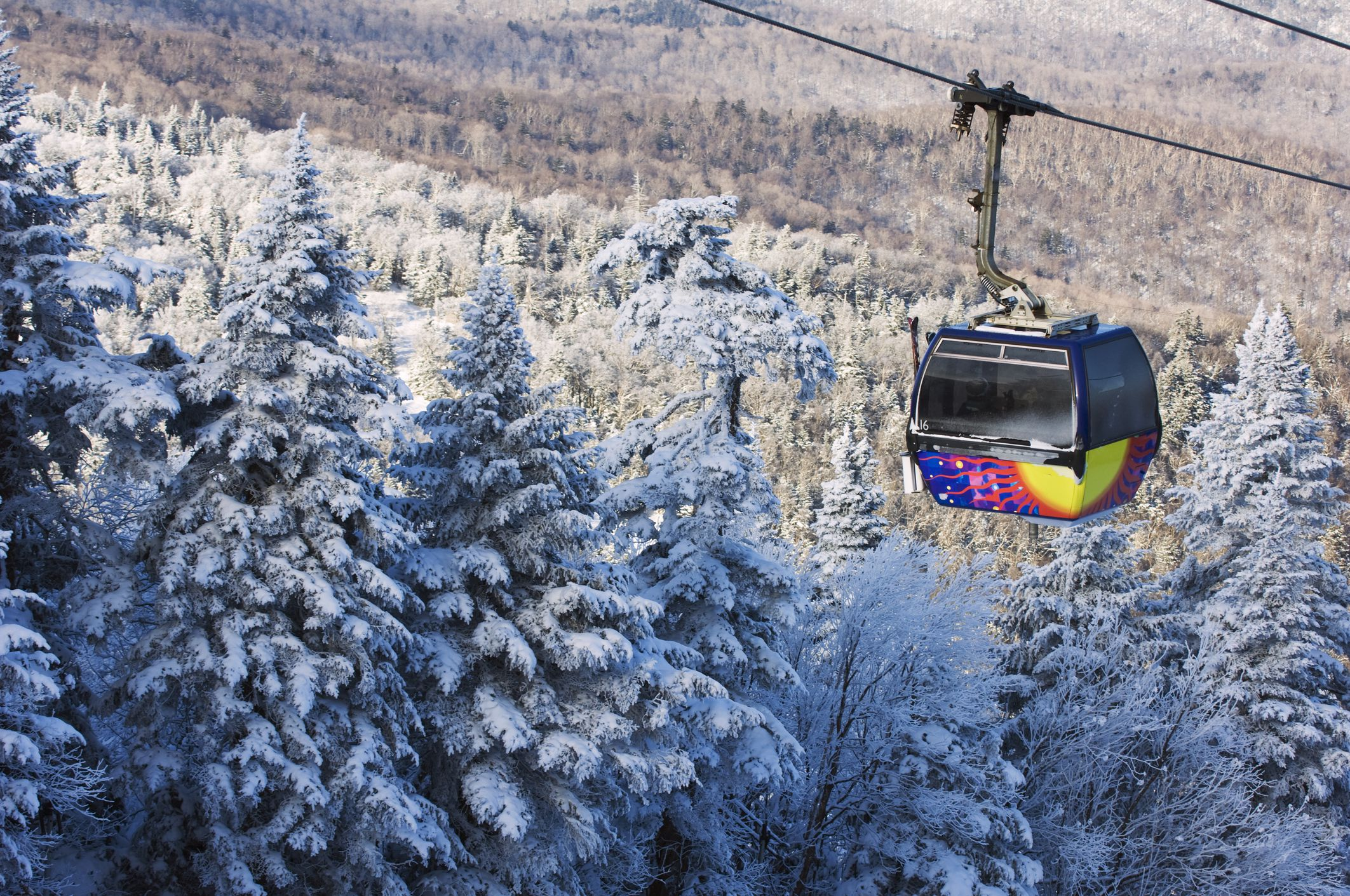 The 10 Most Romantic Ski Resorts in North America