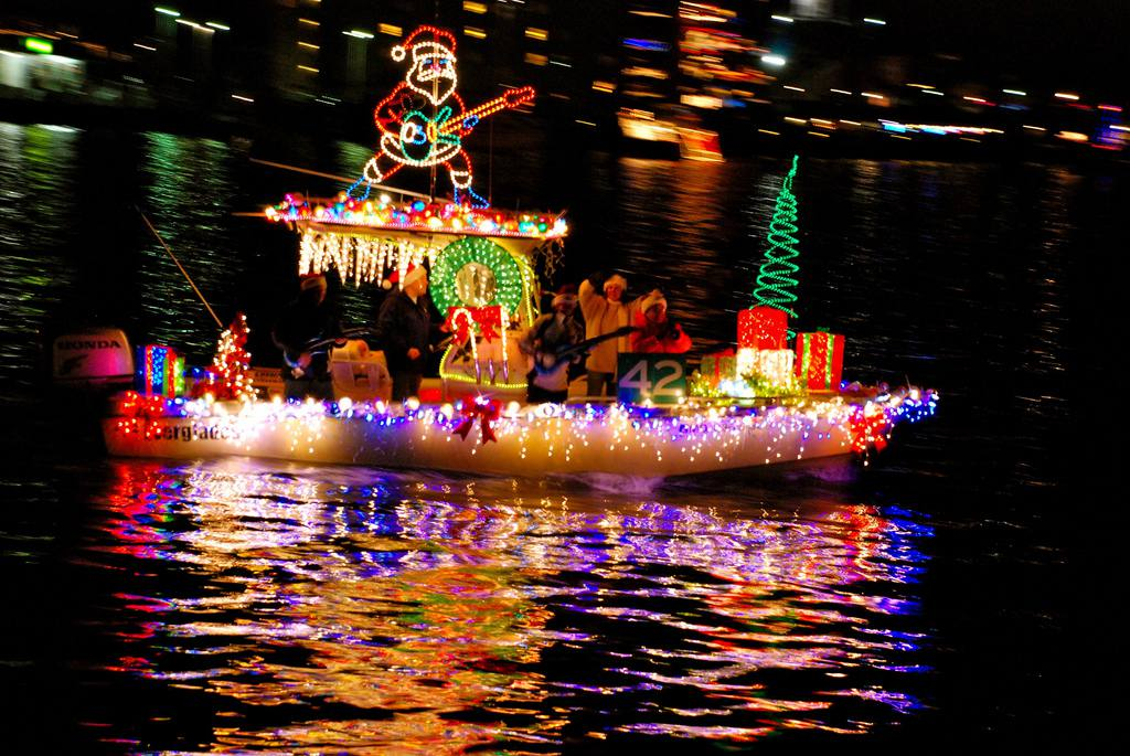 Christmas Boat.Annapolis Christmas Lights Boat Parade 2018 Eastport