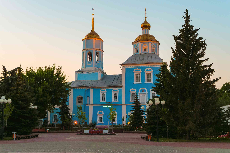 Smolensky Cathedral Belgorod