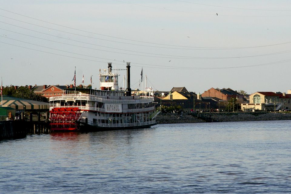 New Orleans public drinking water is pulled from the Mississippi River and then heavily filtered, and is generally considered extremely safe to drink.