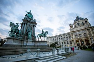Vienna buildings