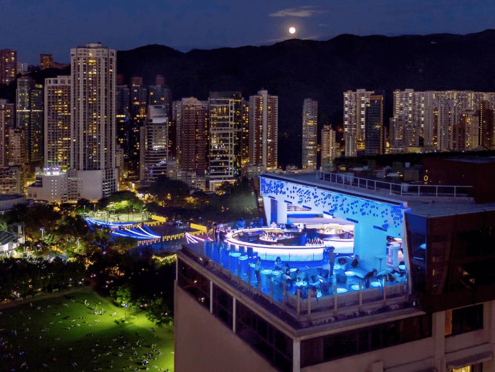Park Lane Hong Kong, A Pullman Hotel